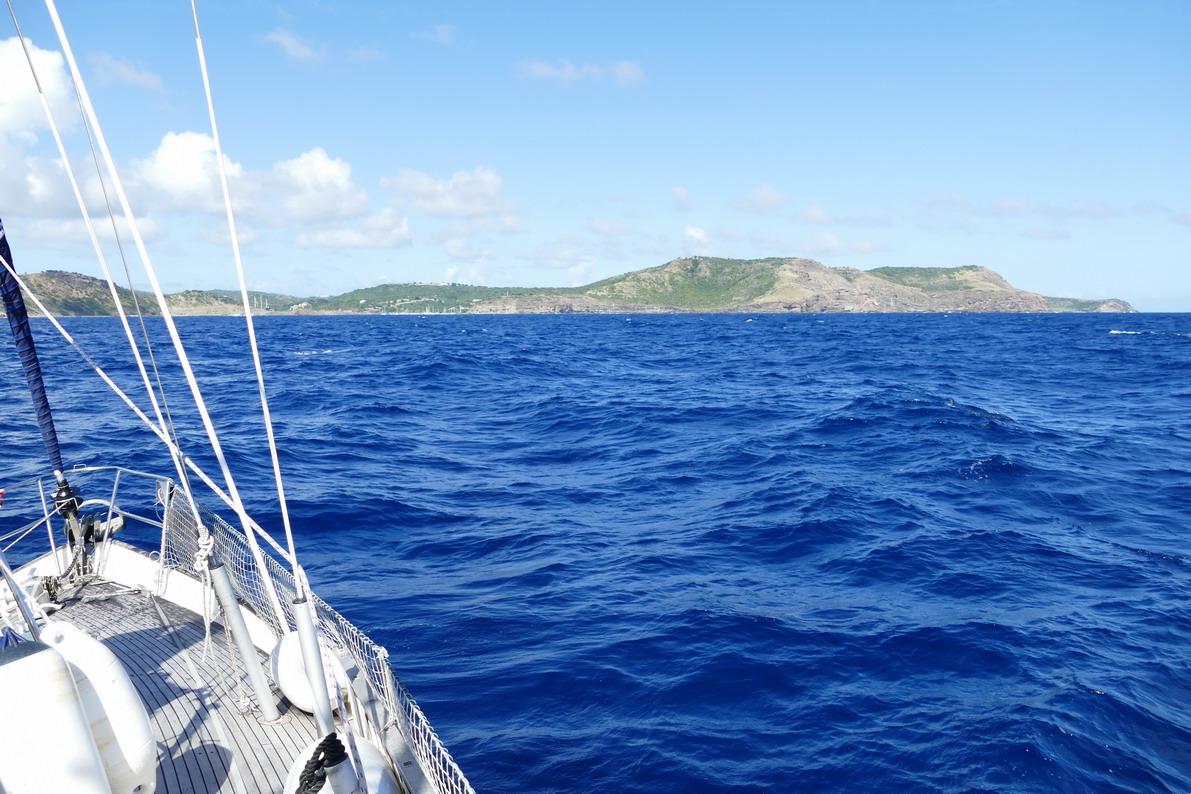 01. L'île d'Antigua