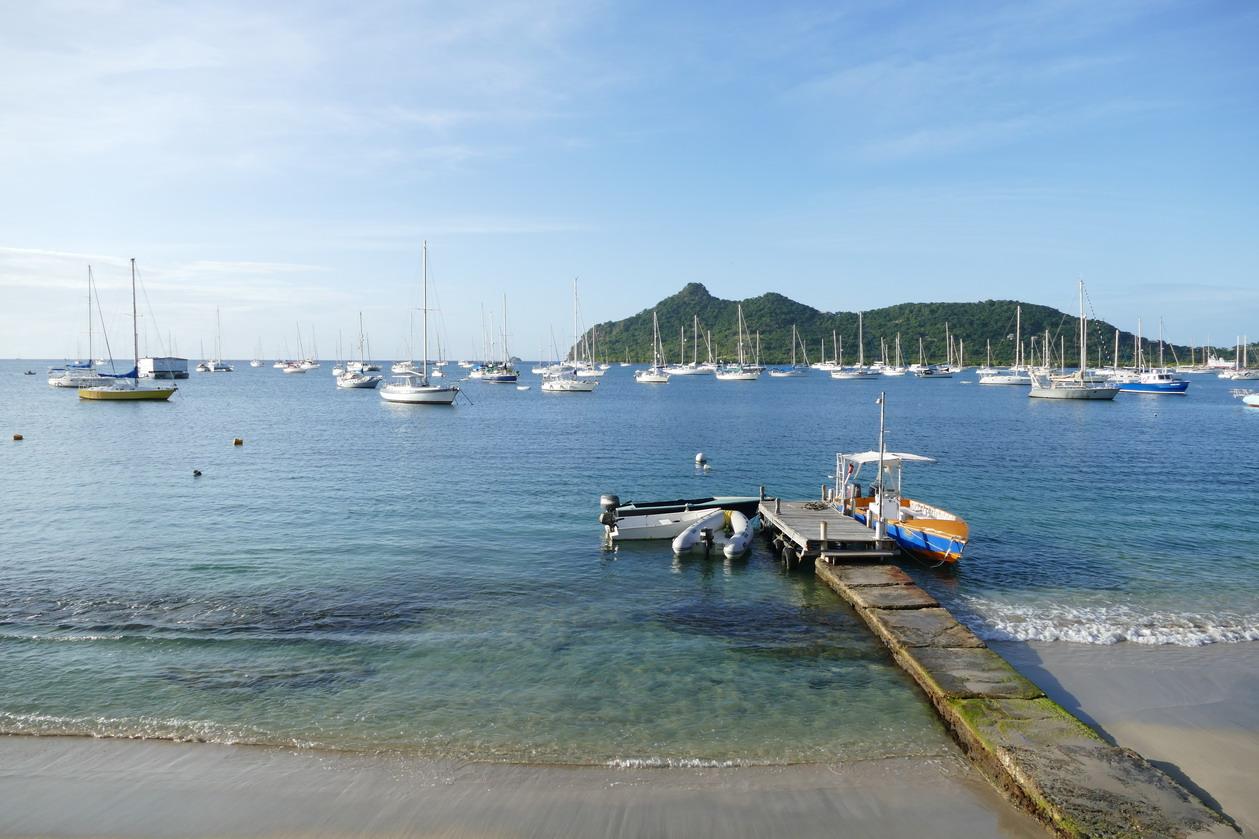 01. Cariacou, Tyrrel bay