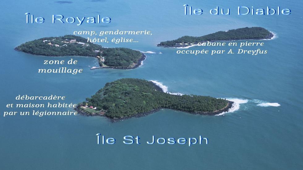 01. Les Îles du Salut
