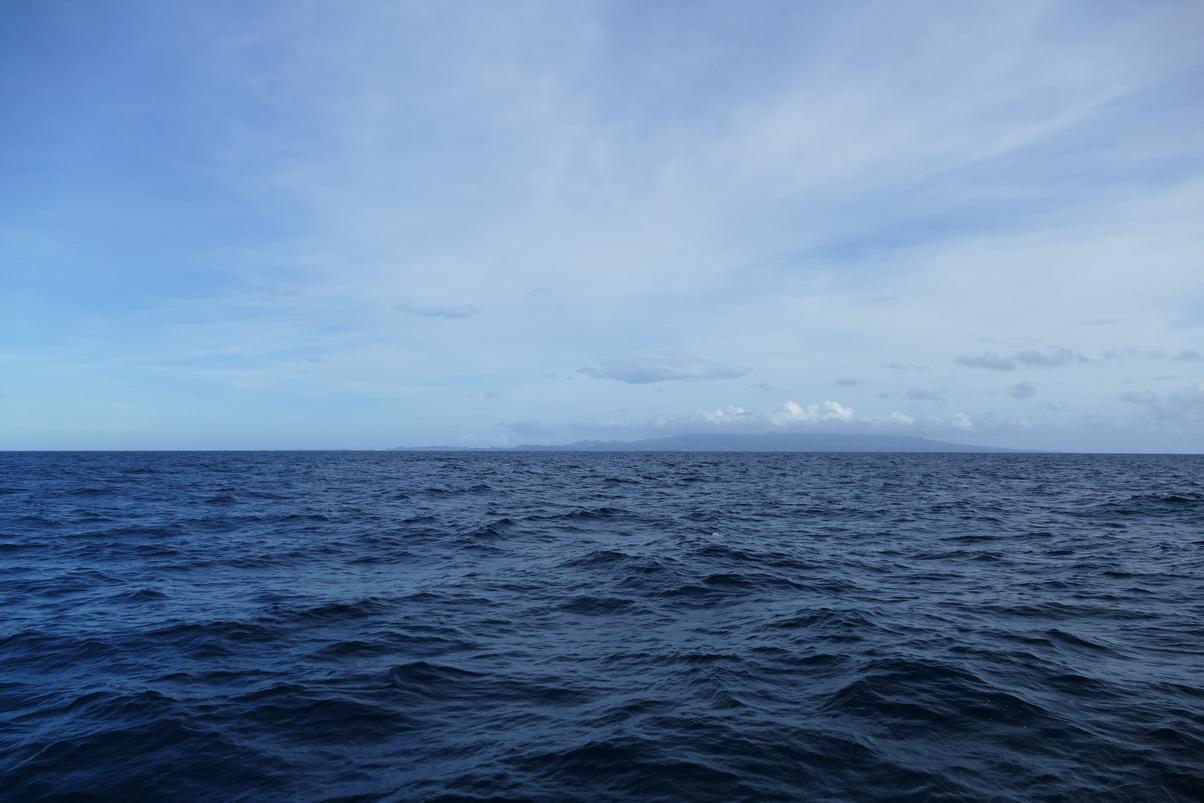 02. L'île de Grenade est en vue