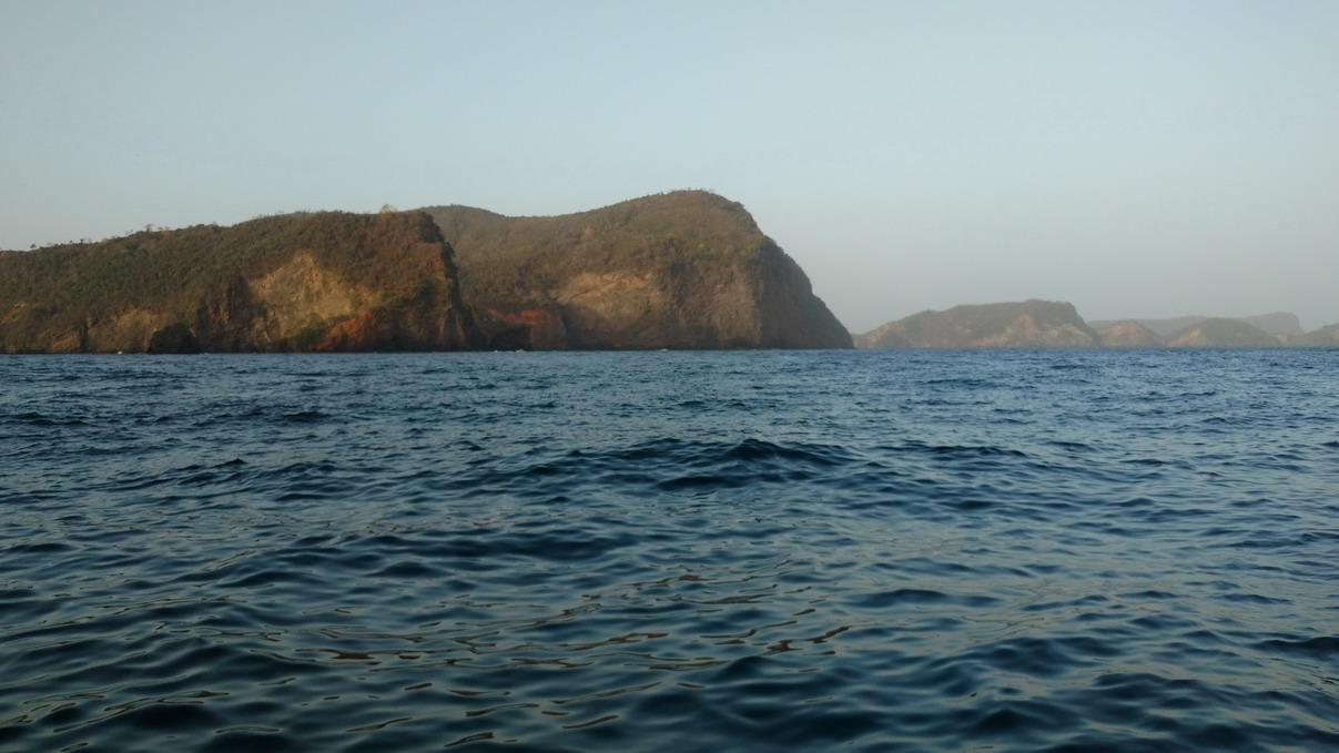 02. Trinidad, la côte nord de l'île