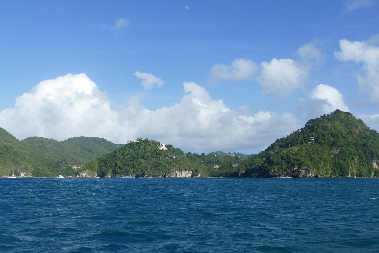 03. La côte occidentale de Ste Lucie