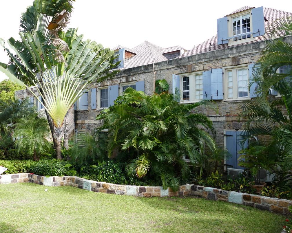 04. Antigua, English harbour, Nelson's dockyard