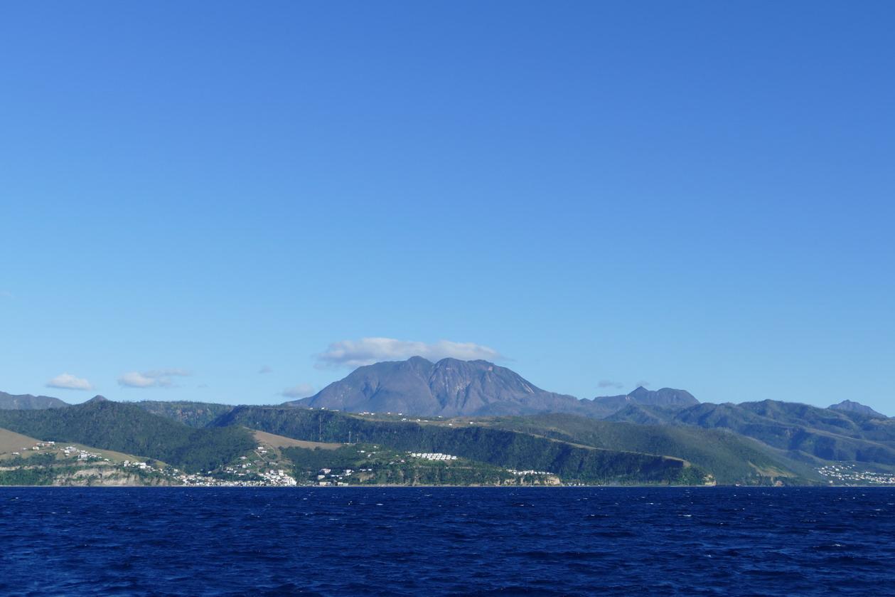 05. La Dominique ; la côte sous le vent