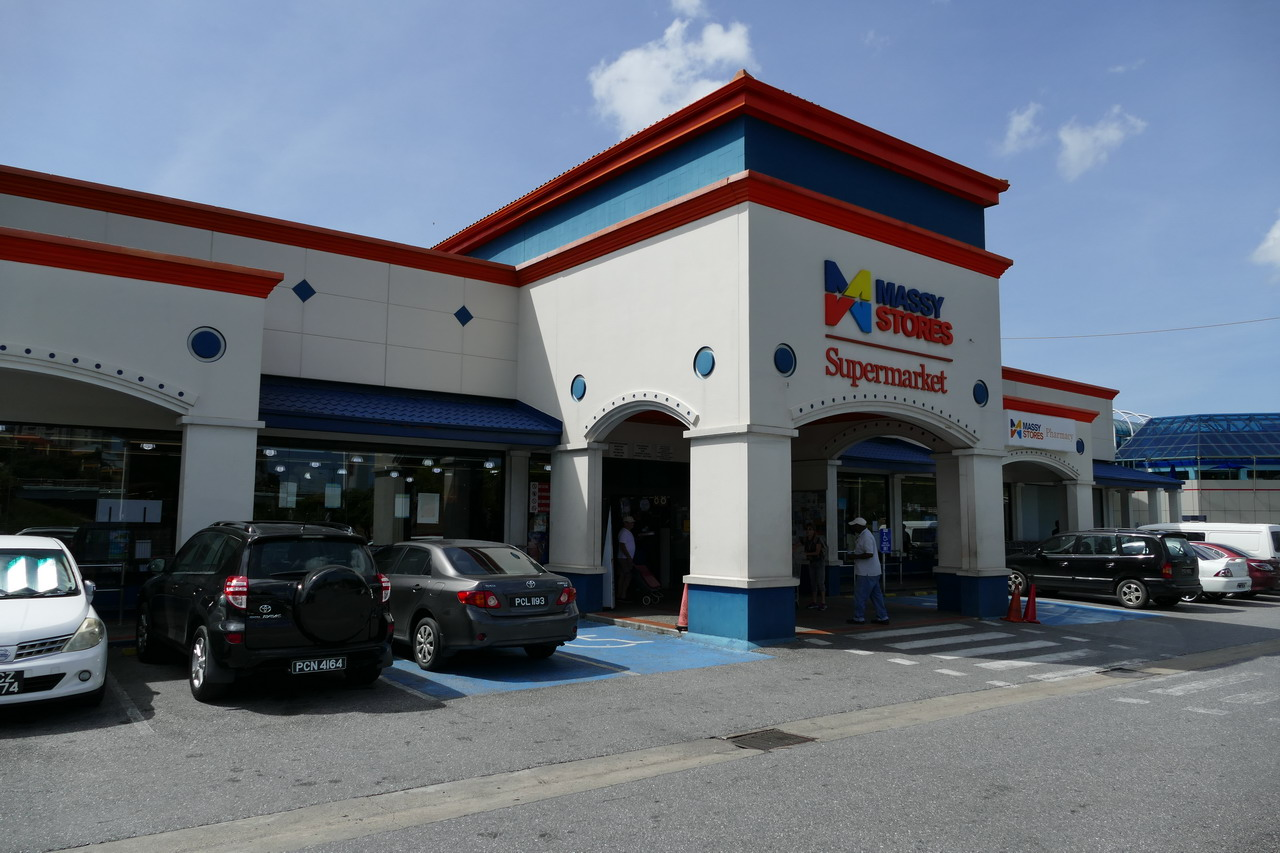 05. Notre hypermarché près de Port of Spain