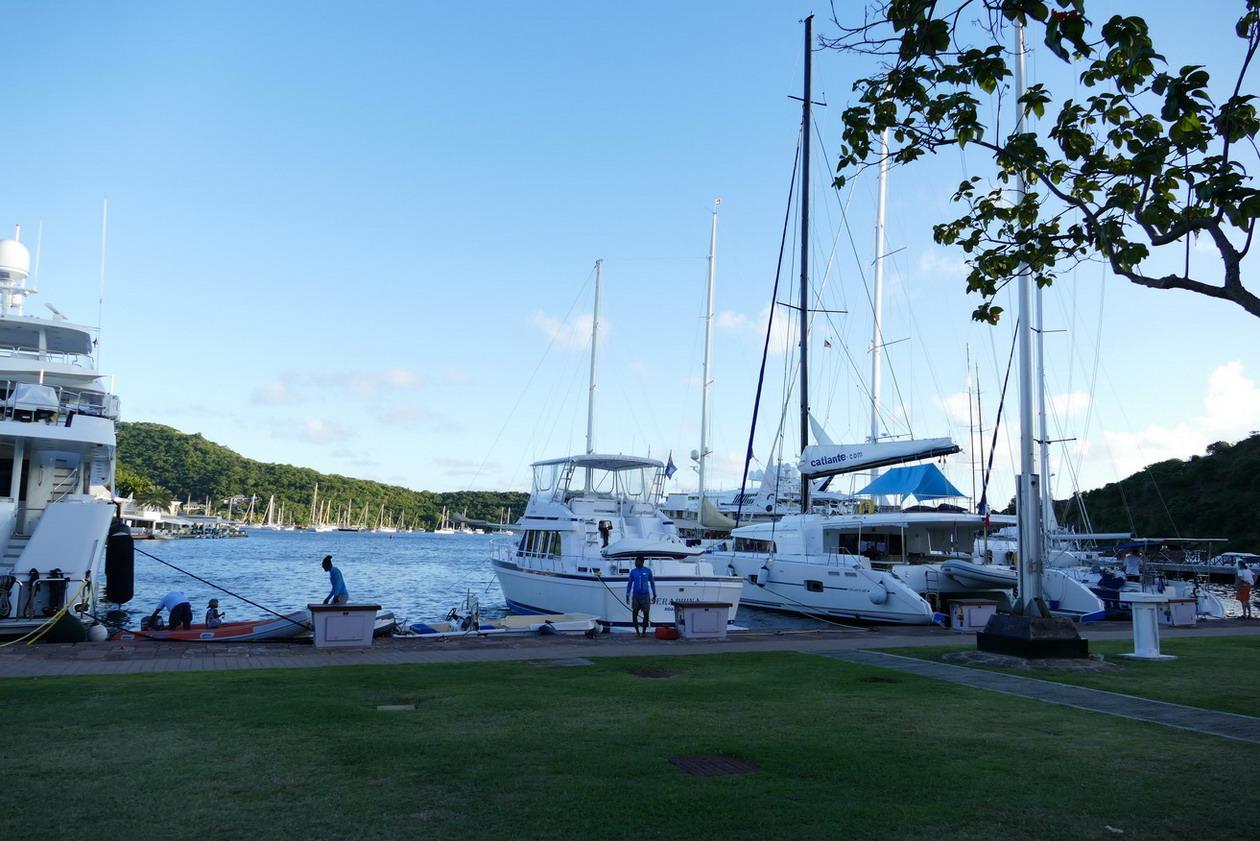 06. Antigua, English harbour, Nelson's dockyard