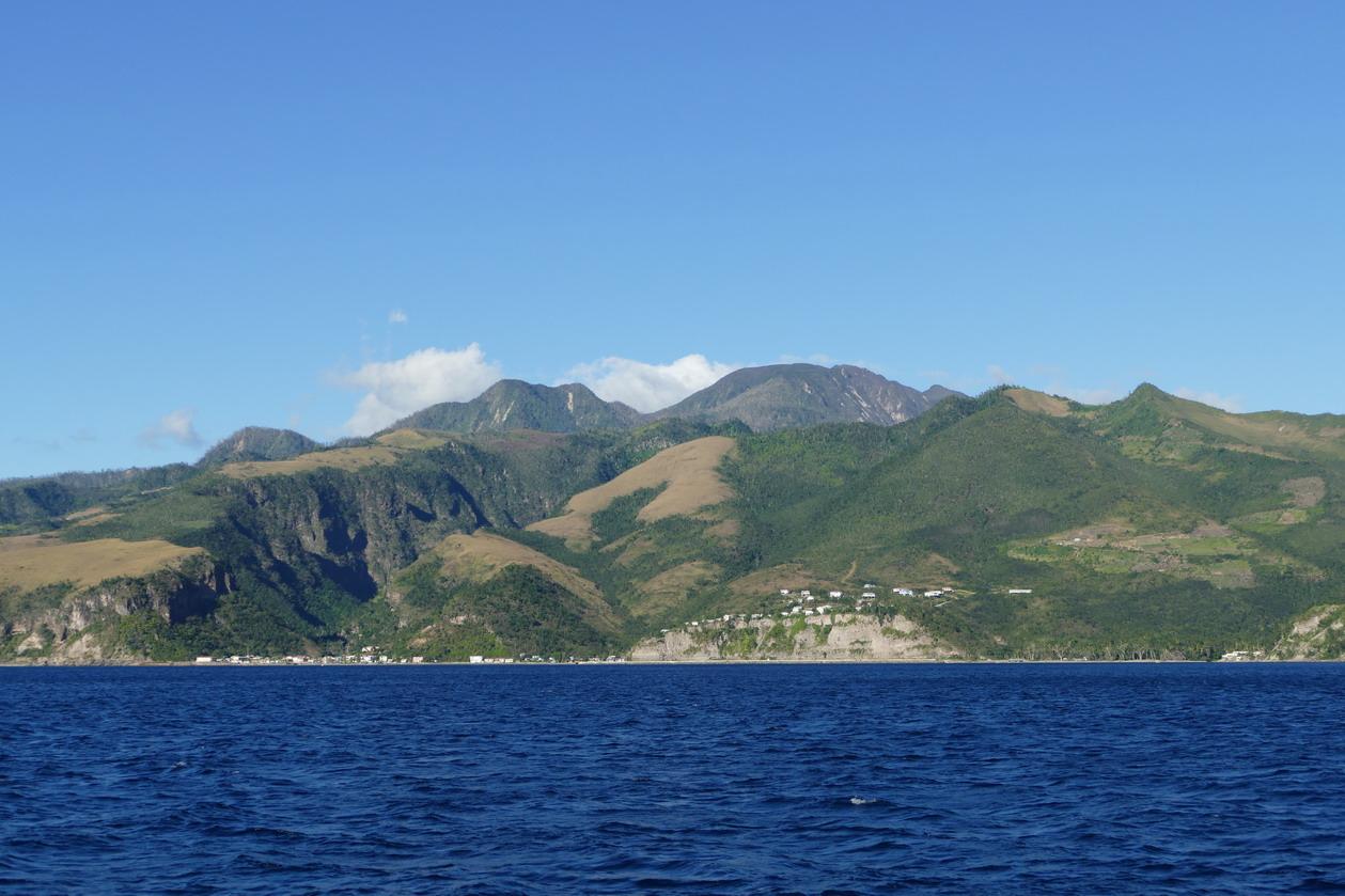 06. La Dominique ; la côte sous le vent