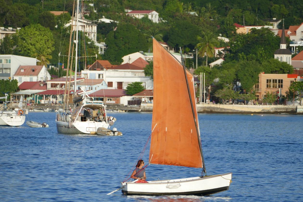 06. La Martinique, le mouillage de St Anne
