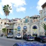 06. St Martin, Marigot, le shopping center