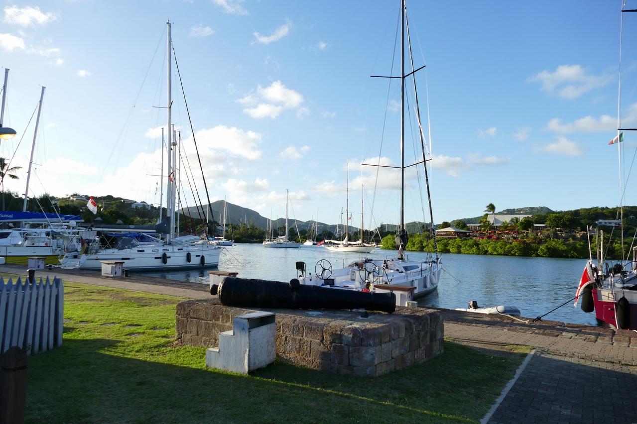 07. Antigua, English harbour, Nelson's dockyard