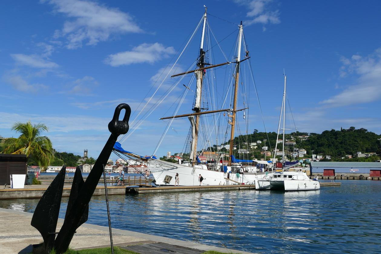 07. Un voilier de l'ancienne marine