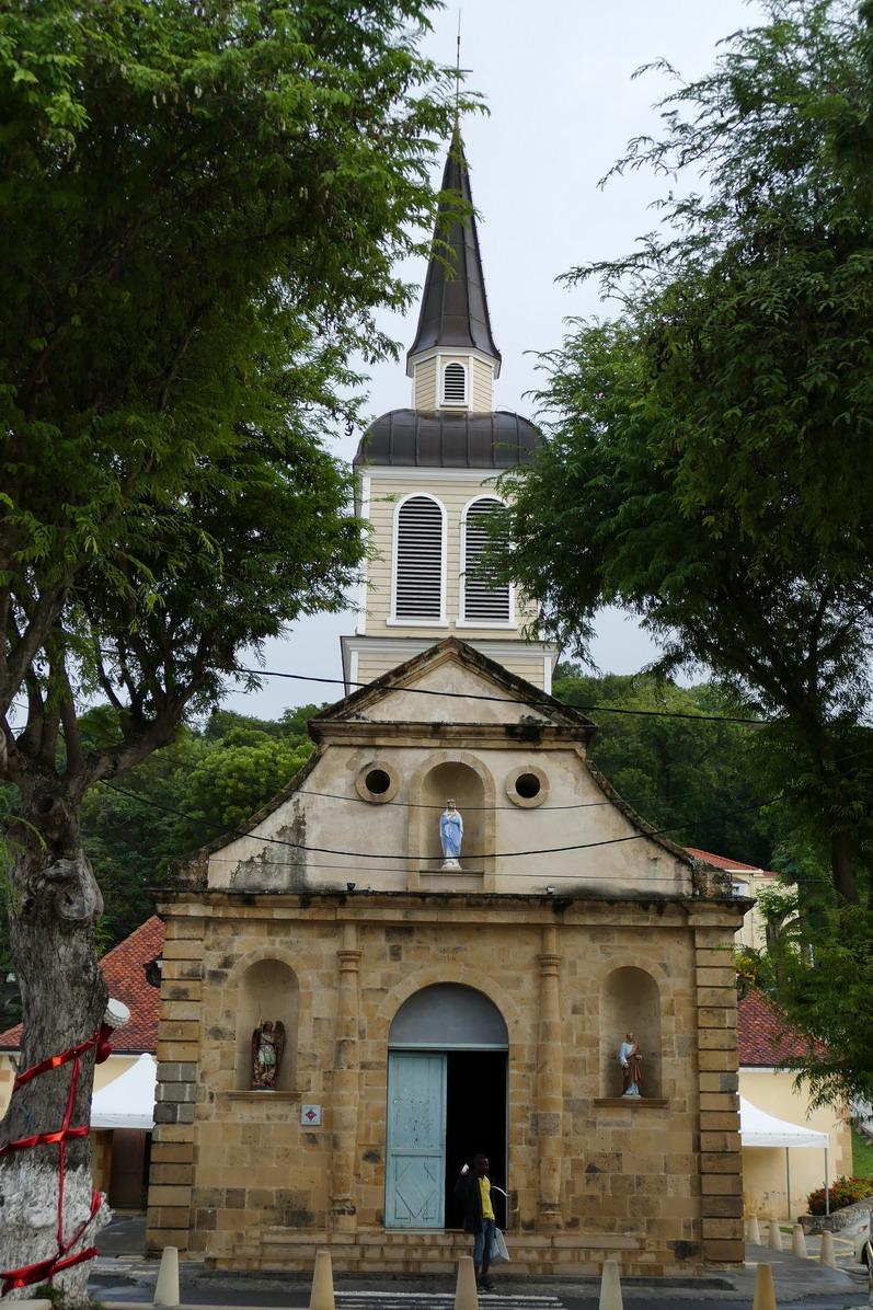 08. La Martinique, l'église de Ste Anne