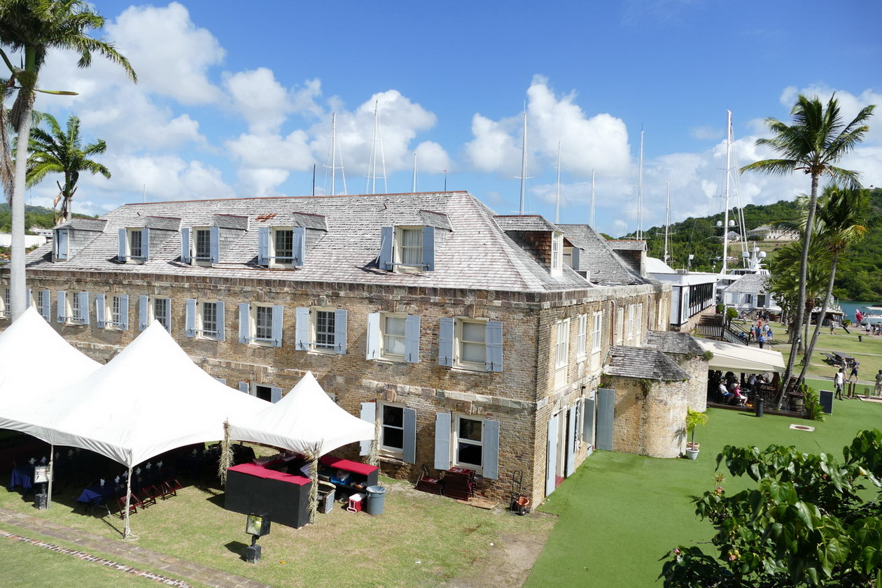 09. Antigua, English harbour, Nelson's dockyard