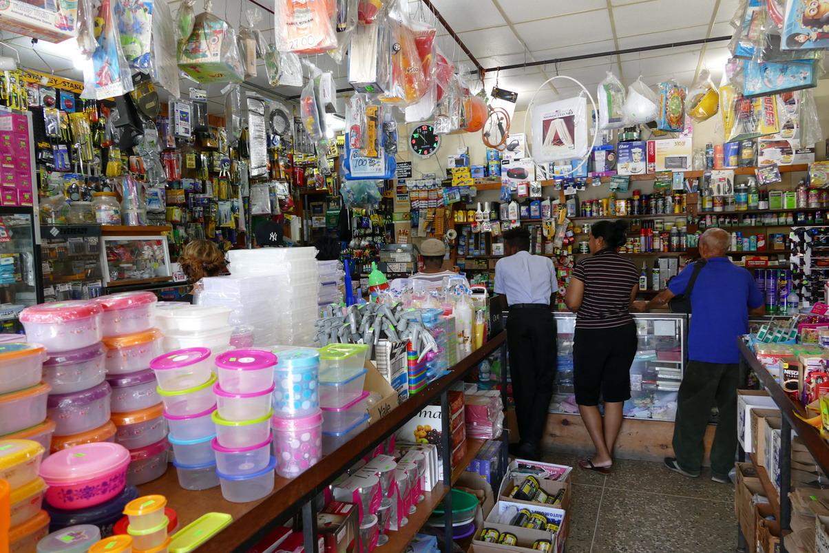 09. Un bazar chinois, comme il y en a tant ici