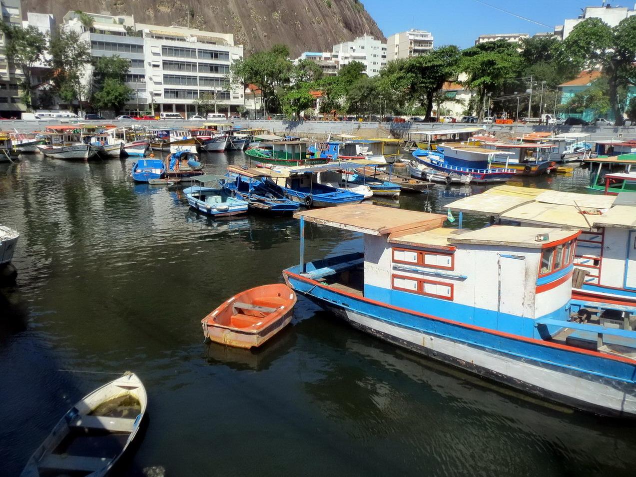 09. Urca, port de pêche résidentiel