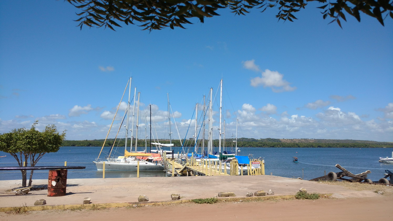 Derniers moments à la marina de Jacaré