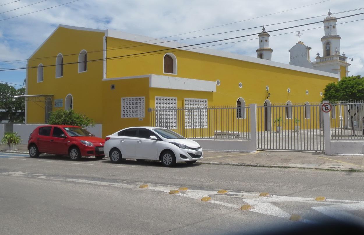 10. Cabedelo, l'église