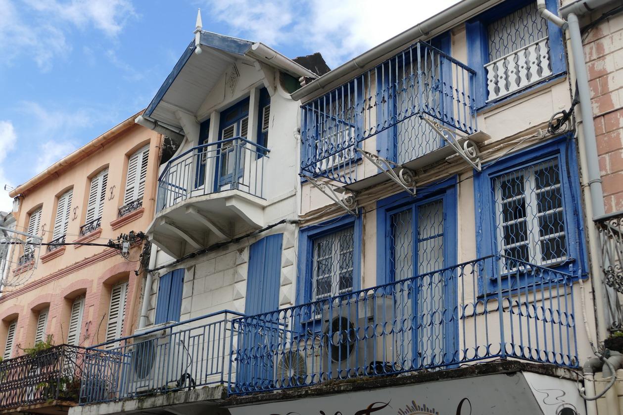 10. Fort-de-France