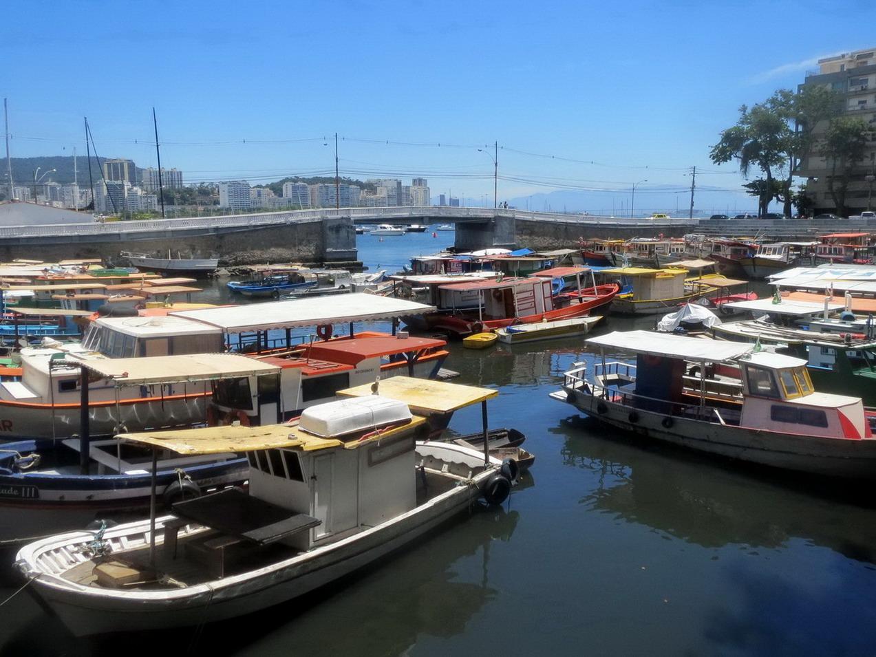 10. Urca, port de pêche résidentiel