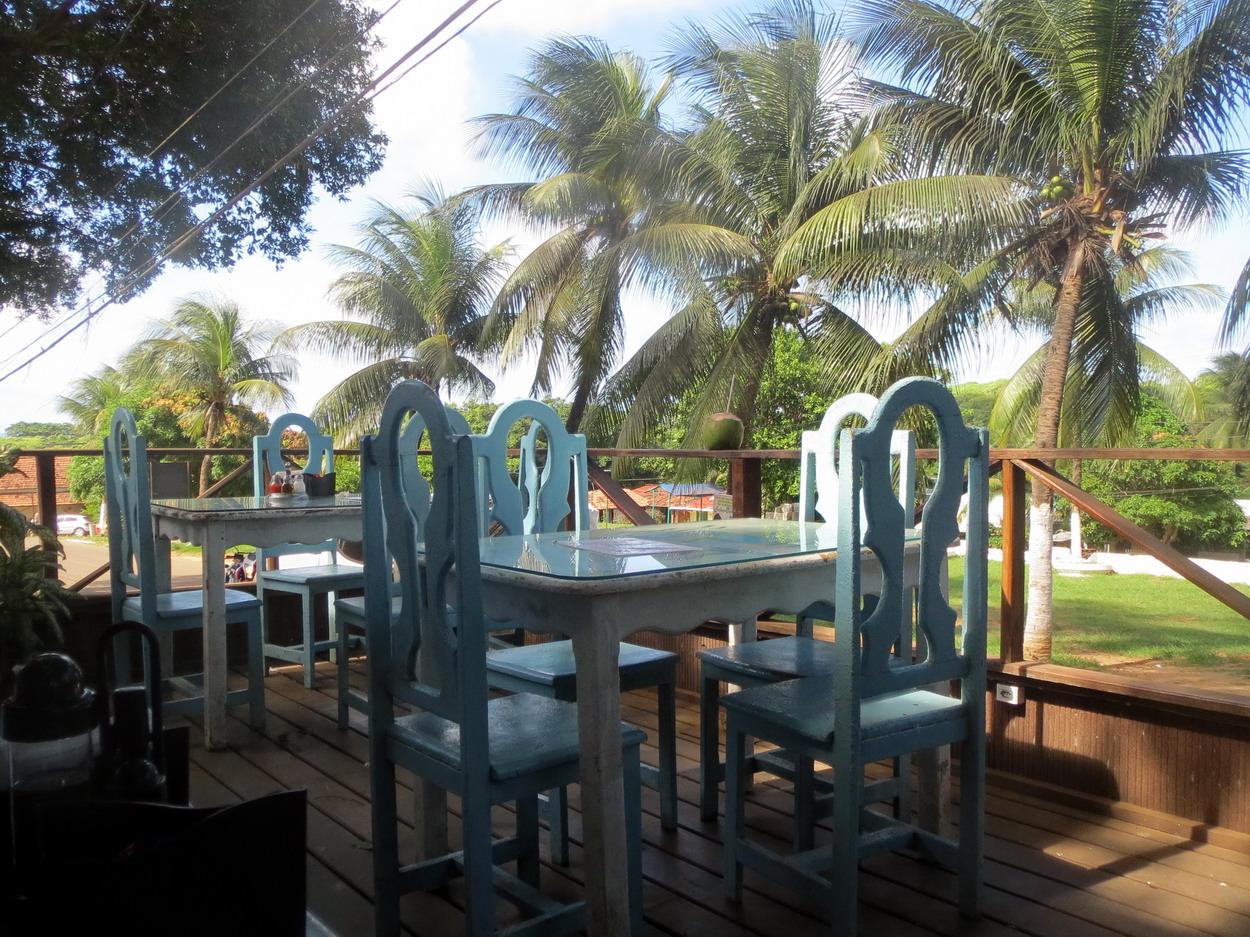 0. Vila dos Remédios, notre petit restaurant