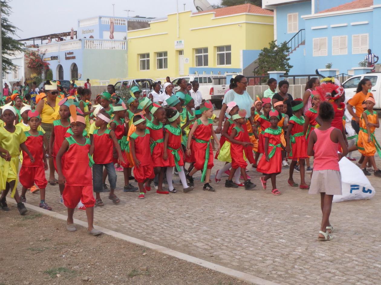 12. Vila do Maio, carnaval des enfants
