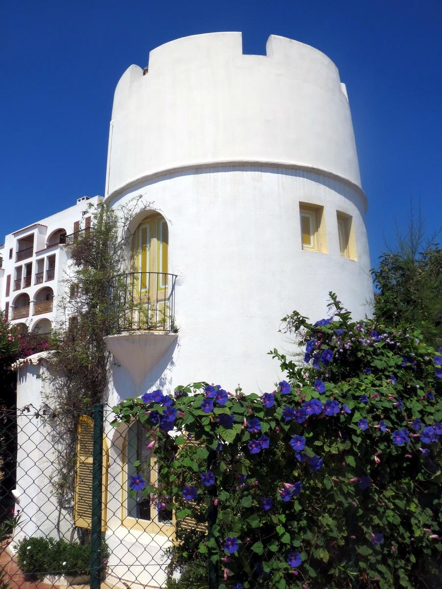 13. Ibiza, marina de Santa Eulalia