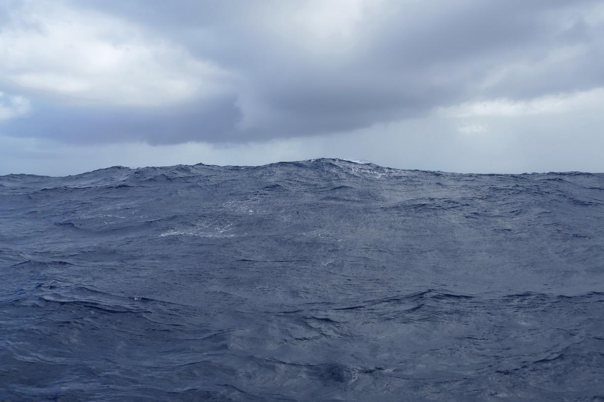 14. Des vagues qui montent
