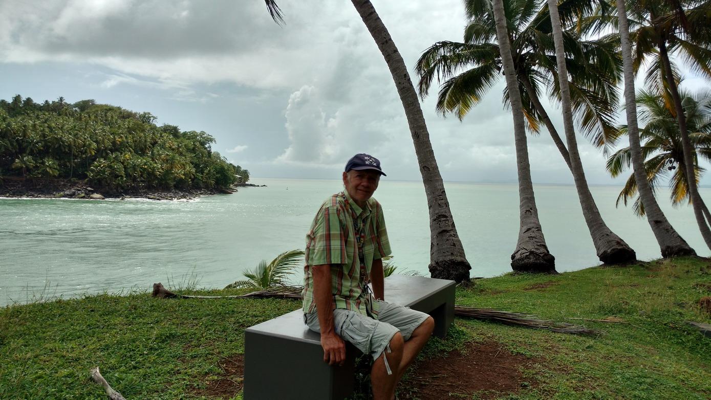 14. Promenade sur l'île Royale
