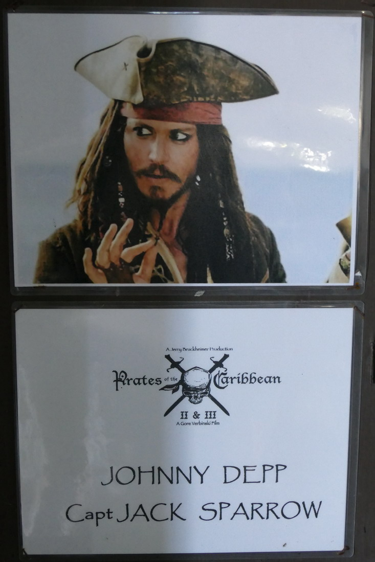 15. Wallilabou, reliques du tournage de Pirate des Caraïbes