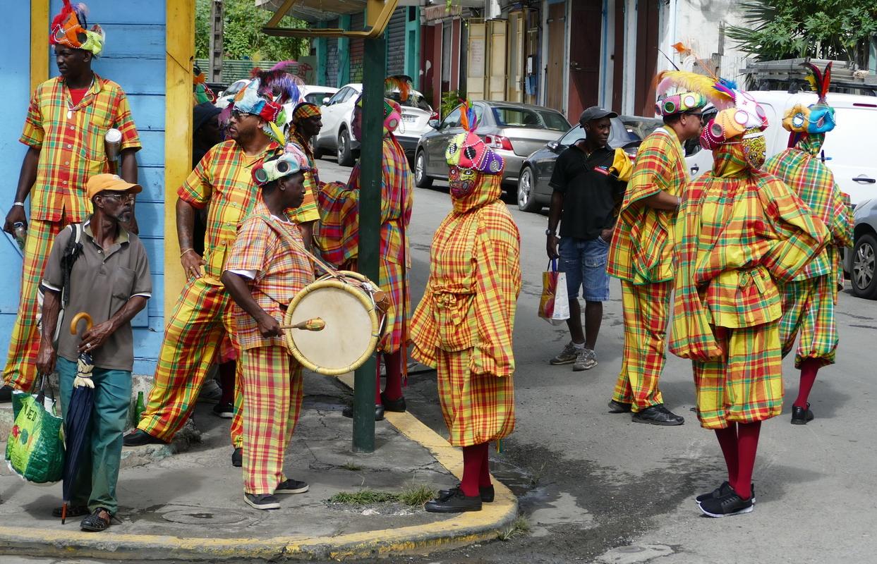 16. Le carnaval de Pointe-à-Pitre