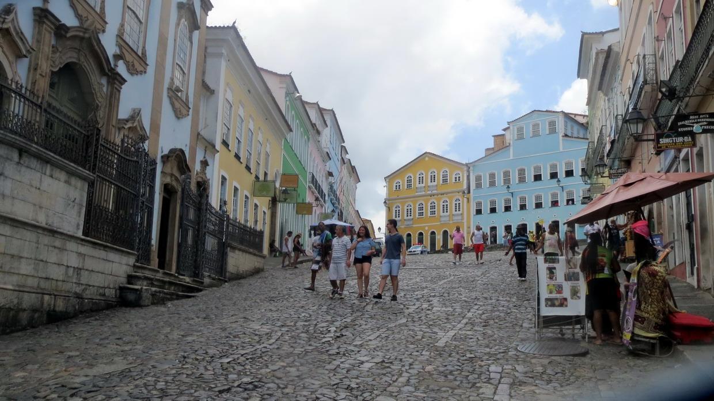 16. SdB, centre historique, le Pelourinho
