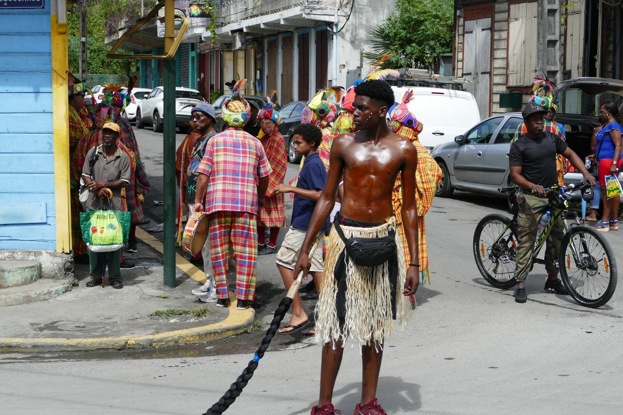 17. Le carnaval de Pointe-à-Pitre