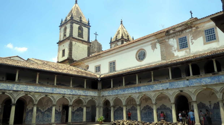 18. SdB, centre historique, l'église Sao Francisco