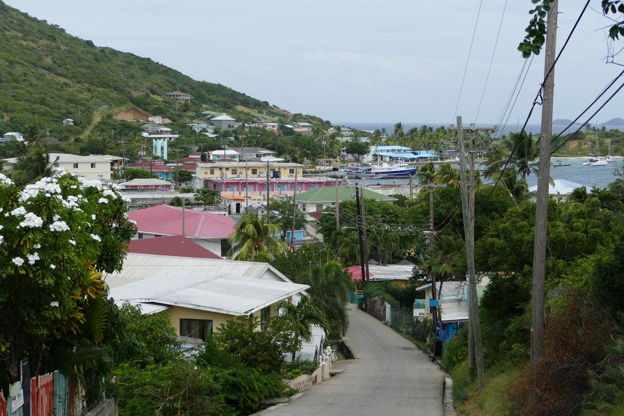 18. Union island, Clifton harbour
