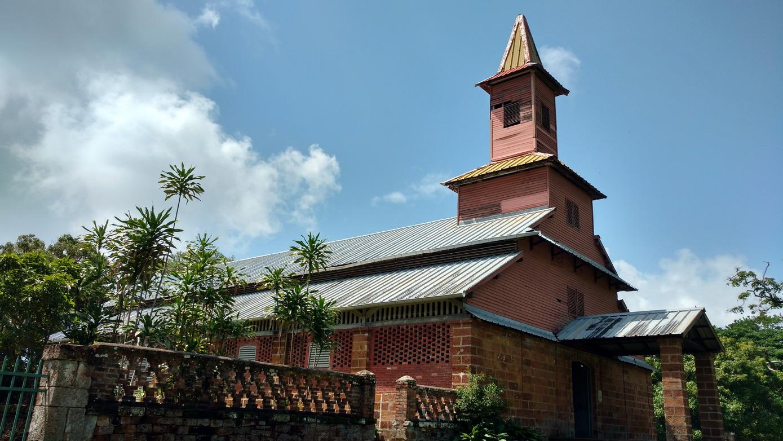 19. Île Royale, la chapelle