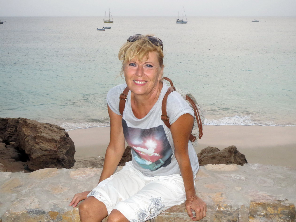 19. En bord de plage