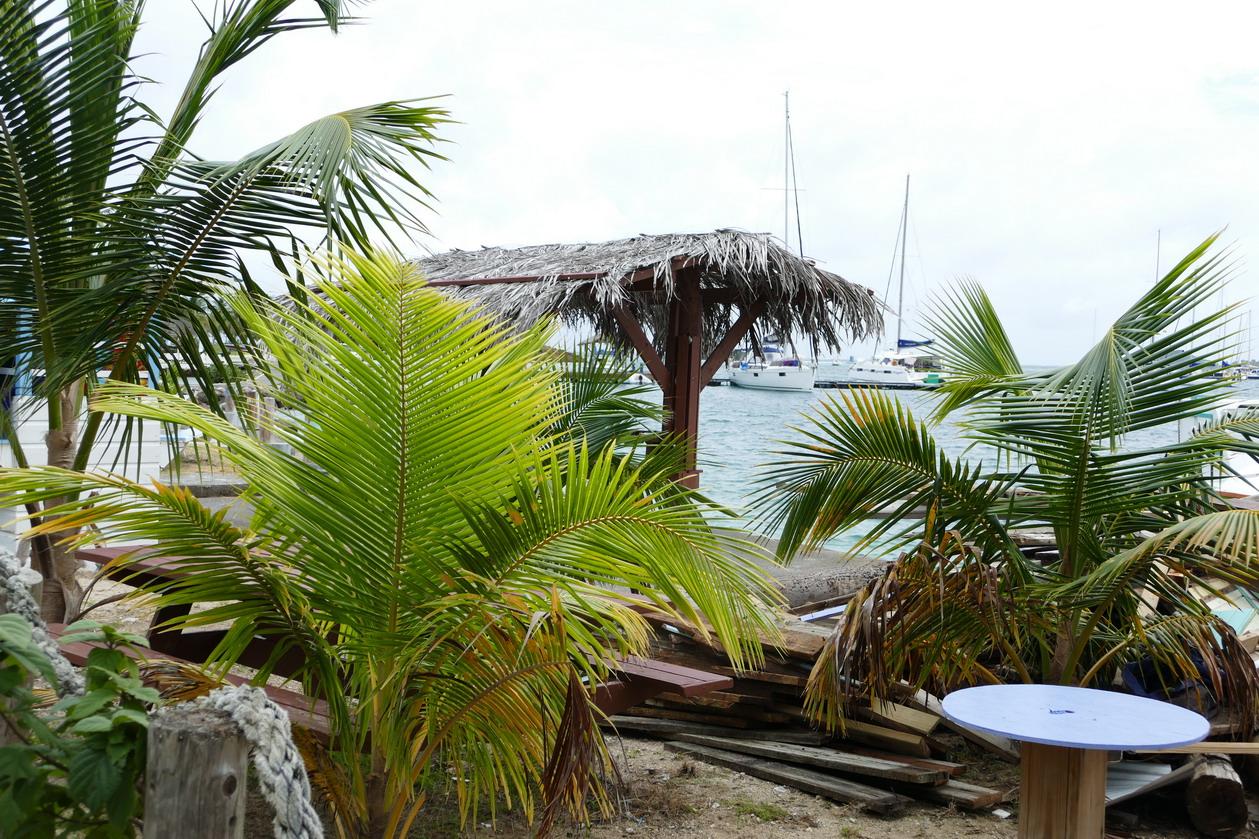 19. Union island, Clifton harbour