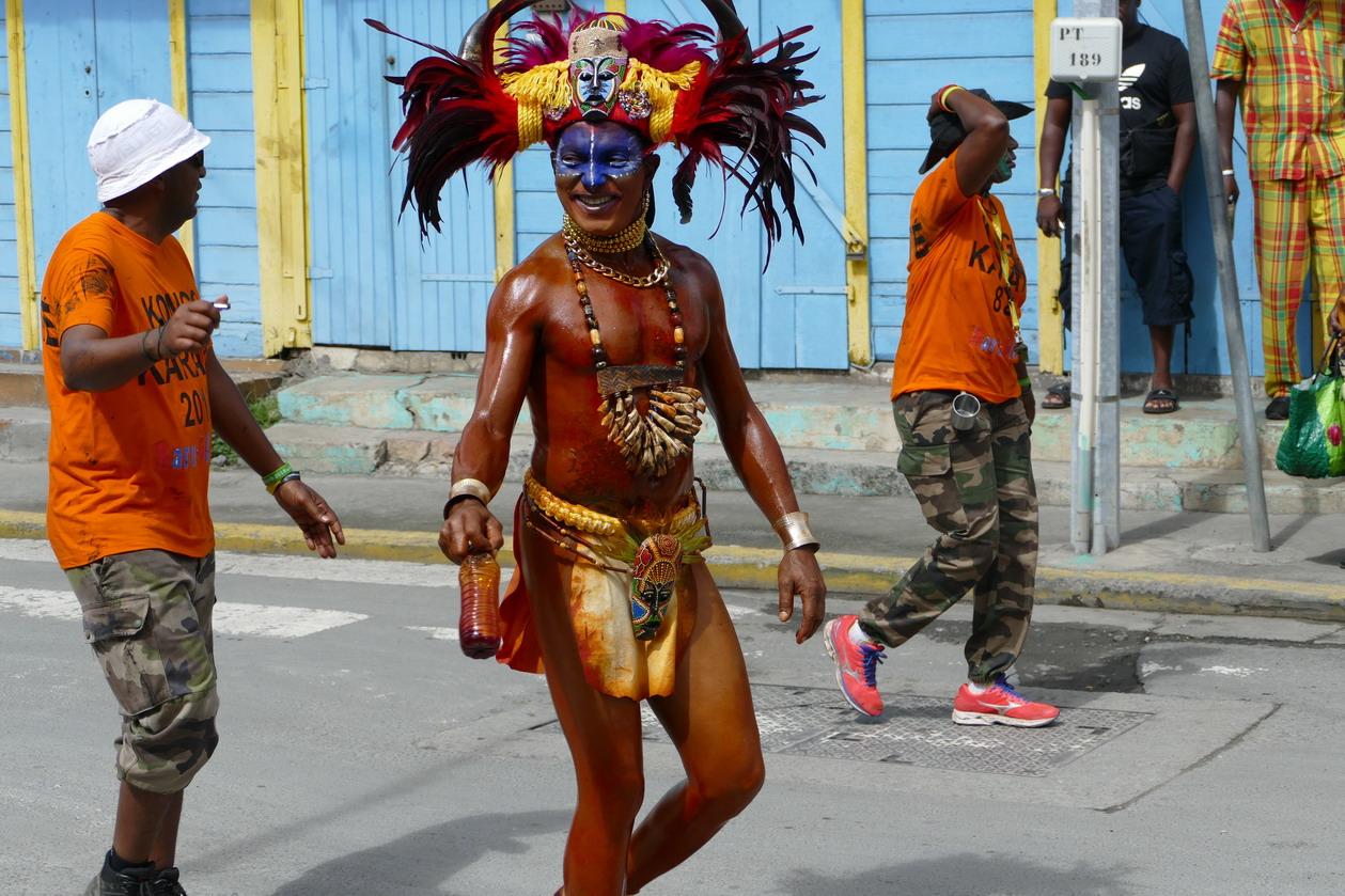 20. Le carnaval de Pointe-à-Pitre