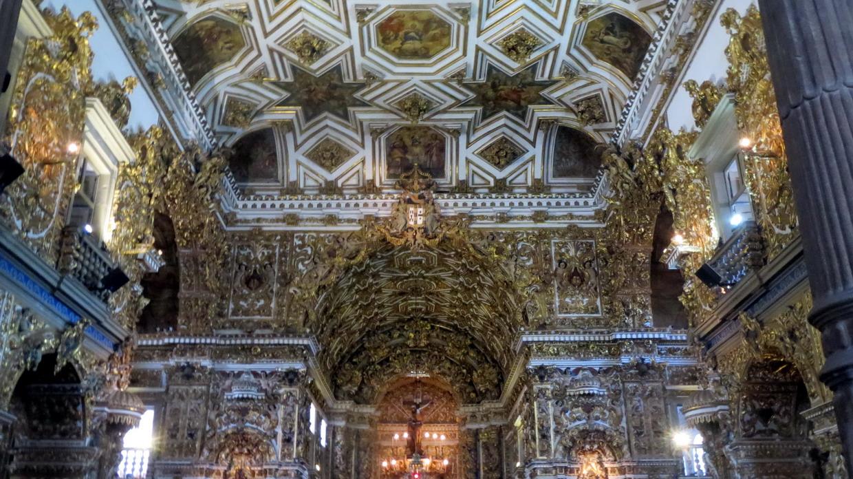 20. SdB, centre historique, l'église Sao Francisco