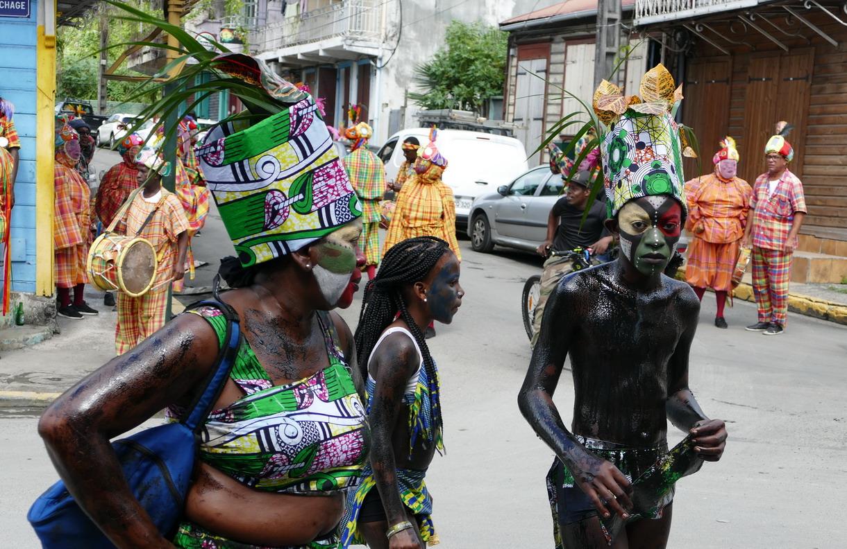 22. Le carnaval de Pointe-à-Pitre