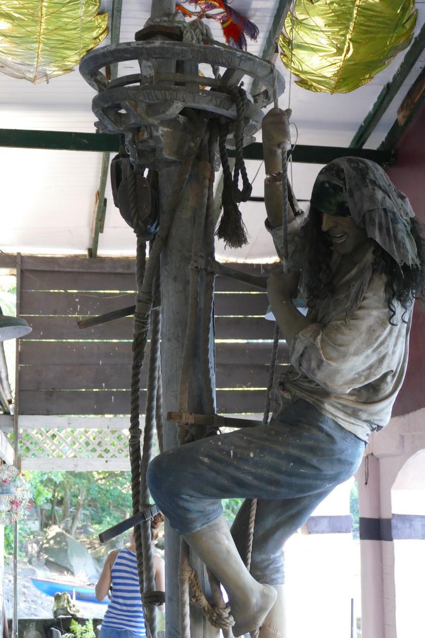 22. Wallilabou, reliques du tournage de Pirate des CaraïbesP1030274