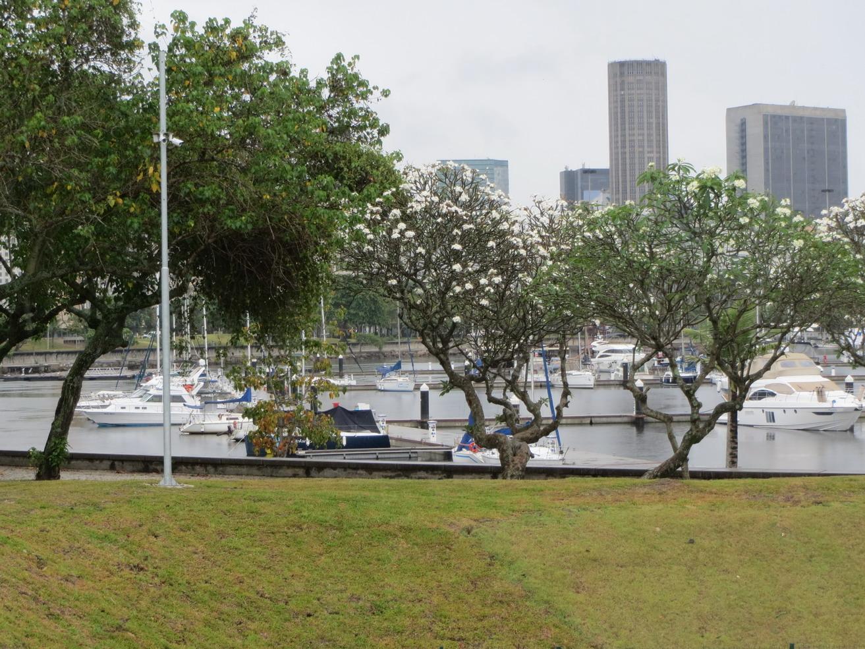 23. La marina de Botafogo