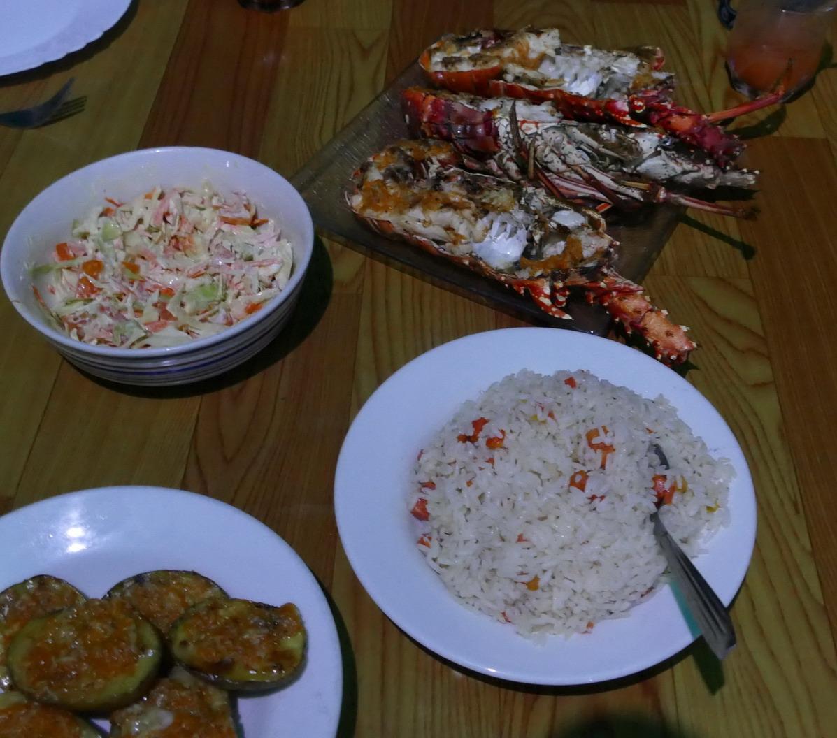 23. Repas traditionnel aux Caraïbes