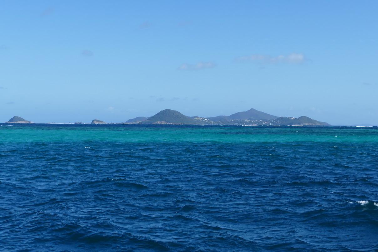 25. L'île de Canouan