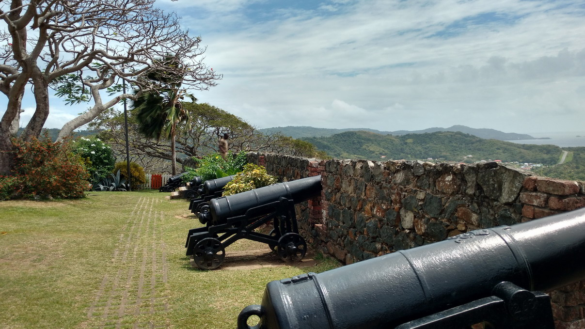 26. Fort King George