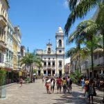 26. Recife, le quartier Santo Antonio