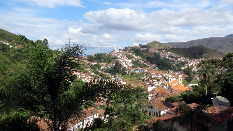 27. Couleurs du soir à Ouro Preto
