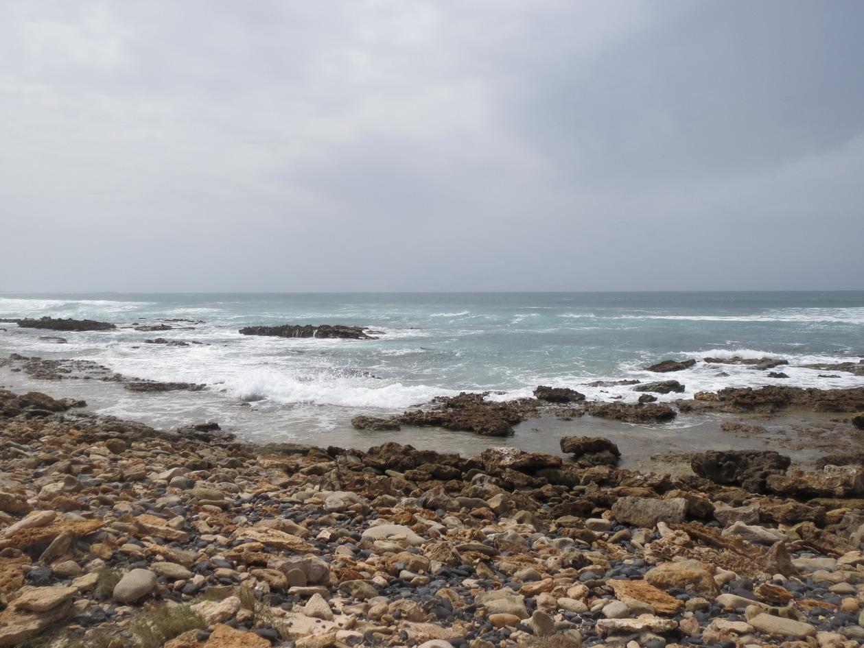 27. La côte sauvage au nord