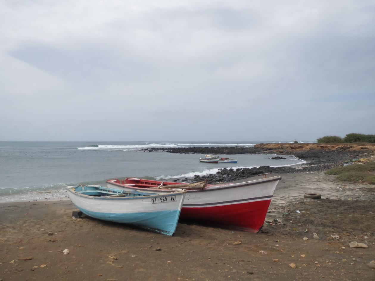 28. La côte sauvage au nord