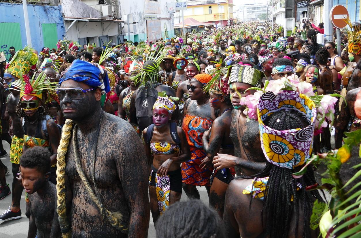 29. Le carnaval de Pointe-à-Pitre